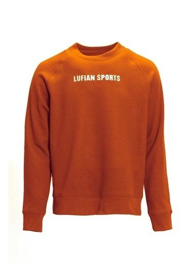 Lufian Sweatshirt Oranj